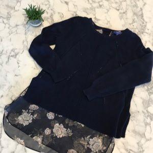 Apt 9 Size Small Sweater